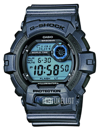 Casio G-Shock LCD Muovi Ø52.5 mm G-8900SH-2ER 5185ec6e33