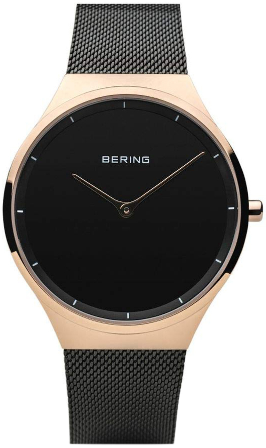 Bering 99999 12138-162 Musta/Teräs Ø38 mm