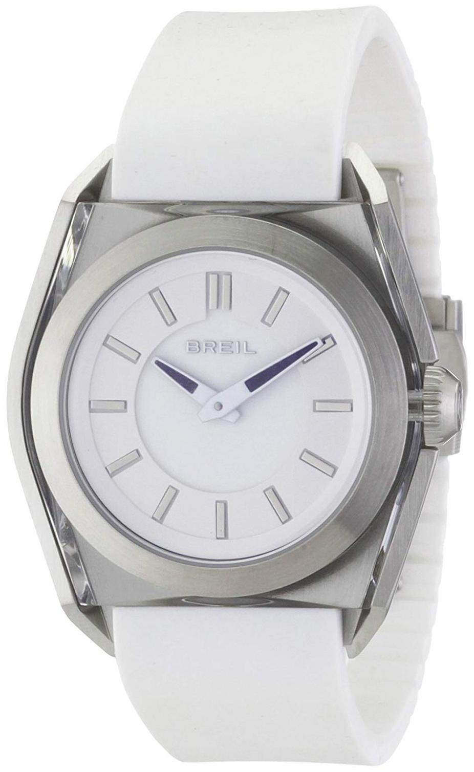 Breil Mantalite Naisten kello TW0809 Valkoinen/Kumi Ø38 mm