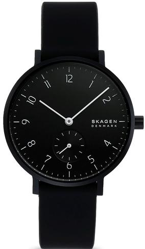 Skagen Aaren Naisten kello SKW2801 Musta/Kumi Ø36 mm