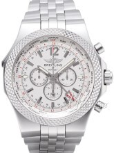 Breitling for Bentley GMT Hopea/Teräs