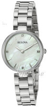 Bulova Bracelet Hopea/Teräs Ø27 mm