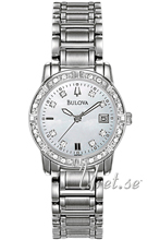 Bulova Marine Star Ladies Diamond MOP Dial