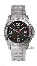 Bulova Marine Star Chronograph Black Dial