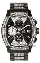 Bulova Crystal Black Dial