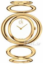 Calvin Klein Hopea/Kullansävytetty teräs