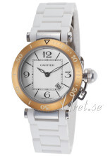 Cartier Pasha Seatimer Lady Hopea/Teräs Ø33 mm