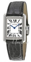 Cartier Tank Solo Small Hopea/Nahka 24.4x31 mm