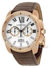 Cartier Calibre de Cartier Hopea/Nahka