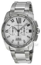 Cartier Calibre de Cartier Hopea/Teräs