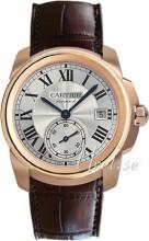 Cartier Calibre de Cartier Hopea/Nahka Ø38 mm