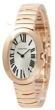 Cartier Baignoire Hopea/18K punakultaa 31.6x24.5 mm