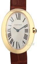 Cartier Baignoire Hopea/Satiini 31.6x24.5 mm