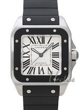 Cartier Santos Santos 100 Hopea/Kumi 38x38 mm