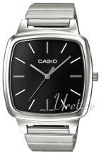 Casio Casio Collection Musta/Teräs