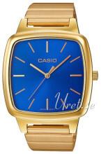 Casio Casio Collection Sininen/Kullansävytetty teräs