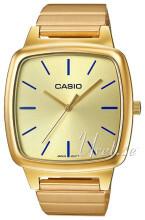 Casio Casio Collection Kullattu/Kullansävytetty teräs