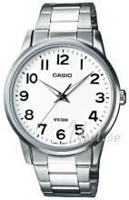 Casio Collection Valkoinen/Teräs Ø47 mm