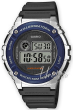 Casio Collection LCD/Muovi Ø43 mm