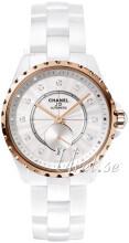 Chanel J12 Valkoinen/Keraaminen Ø36.5 mm