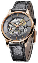 Chopard L.U.C XP Skeletec Harmaa/Nahka Ø39.5 mm