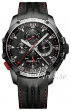 Chopard Superfast Chrono Split Second Musta/Nahka Ø45 mm