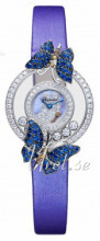 Chopard Happy Diamonds Icons Violetti/Satiini Ø25.8 mm