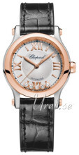Chopard Happy Sport 30 MM Automatic Hopea/Nahka Ø30 mm