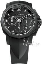 Corum Admirals Cup Challaenger 44 Musta/Kumi