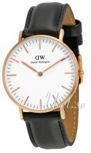 Daniel Wellington Classic Sheffield Kerma/Nahka Ø36 mm