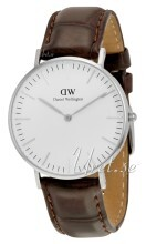 Daniel Wellington Classic York Kerma/Nahka Ø36 mm