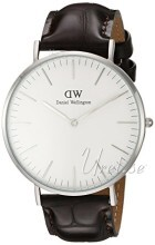 Daniel Wellington Classic York Kerma/Nahka Ø40 mm