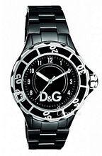 Dolce & Gabbana D&G Anchor Musta/Teräs Ø40 mm