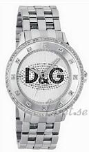 Dolce & Gabbana D&G Prime Time Hopea/Teräs Ø46 mm