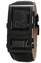 Dolce & Gabbana D&G Highlander LCD Dial Leather