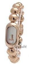 Dolce & Gabbana D&G Hopea/Punakultasävyinen 32x16 mm