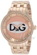 Dolce & Gabbana D&G Pinkki/Punakultasävyinen