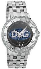 Dolce & Gabbana D&G Prime Time Harmaa/Teräs Ø46 mm