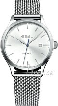 Ebel Classic Hopea/Teräs