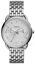 Fossil Valkoinen/Teräs Ø35 mm