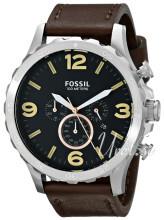 Fossil Musta/Nahka