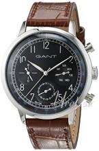 Gant Musta/Nahka Ø42 mm
