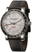 Graham Silverstone Time Zone Hopea/Nahka