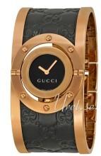 Gucci Twirl Musta/Punakultasävyinen