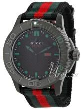 Gucci G-Timeless Musta/Tekstiili