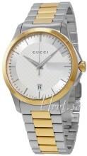Gucci G-Timeless Hopea/Kullansävytetty teräs