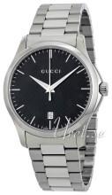 Gucci G-Timeless Musta/Teräs