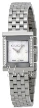 Gucci G- Frame Hopea/Teräs