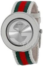 Gucci U-Play Hopea/Tekstiili Ø35 mm