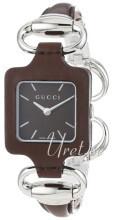 Gucci 130 MD Ruskea/Teräs